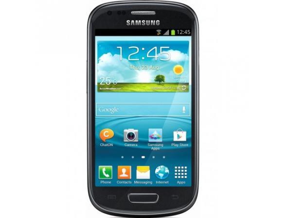 Смартфон Samsung Galaxy S III mini 8Gb Black