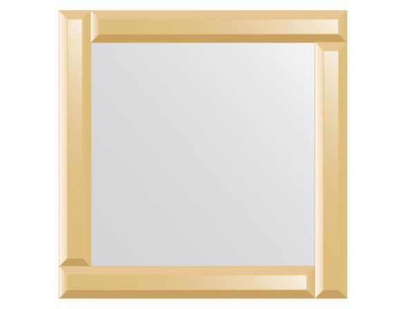 Зеркало с зеркальным обрамлением EVOFORM Style (50х50 см) BY 0813