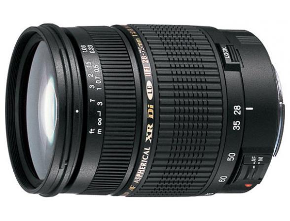 Объектив Tamron SP AF 28-75mm F/2.8 XR Di LD Aspherical (IF) Nikon F