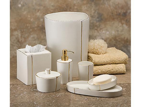 Набор для ванной Labrazel <> Lino Gold