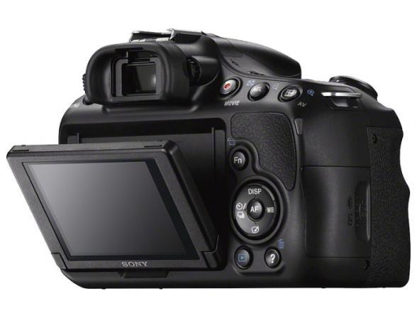 Зеркальный фотоаппарат Sony Alpha SLT-A58Y Kit 18-55 + 55-200