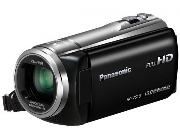 Видеокамера Panasonic HC-V510