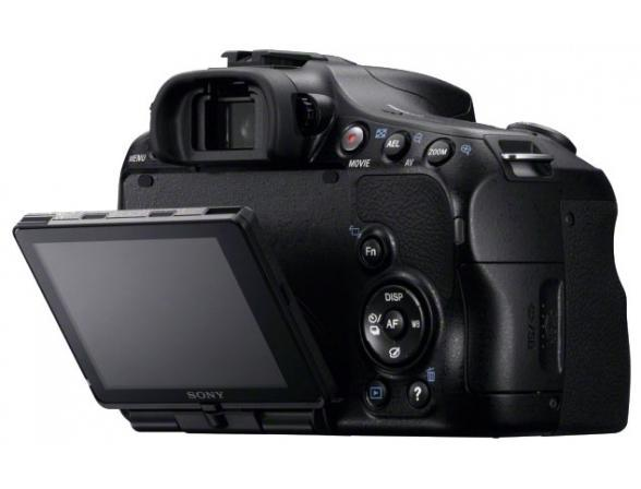 Зеркальный фотоаппарат Sony Alpha SLT-A57Y Kit 18-55 + 55-200*