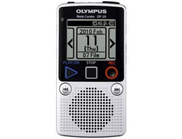 Диктофон Olympus DP-20 [N2285921]