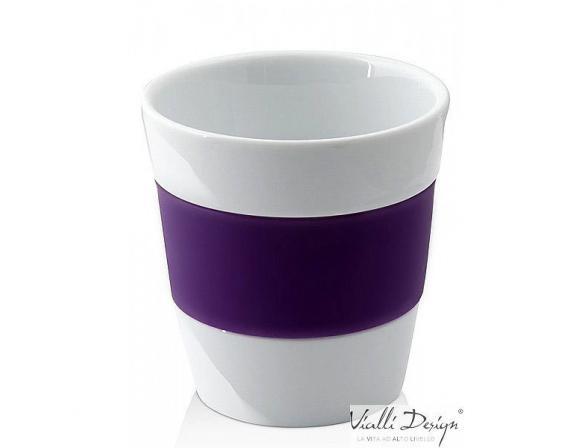 Набор стаканов Vialli Design LIVIO фиолетовый LIV-250F