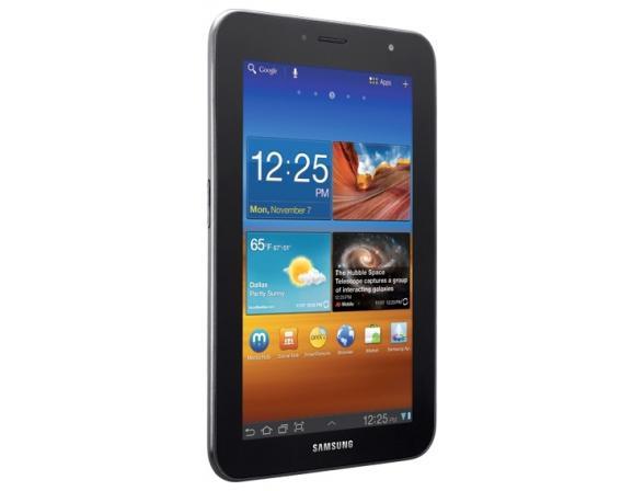 Планшет Samsung Galaxy Tab 16Gb GT-P6200 Black/Silver