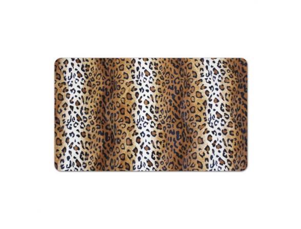 Коврик Gemitex Африка 55х95 Леопард