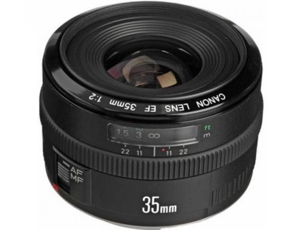 Объектив Canon EF 35 f/2