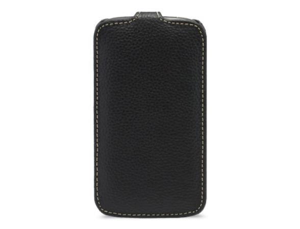 Чехол Melkco Leather Case for HTC Sensation - Jacka Type (Black LC)