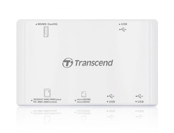 Ридер Transcend All-in-1 Multi Card Reader TS-RDP7W