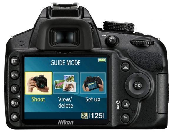 Зеркальный фотоаппарат Nikon D3200 Body