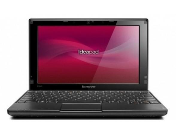 Нетбук Lenovo IdeaPad S10-3-2B-B Black