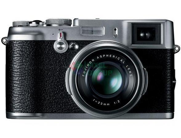 Цифровой фотоаппарат Fujifilm FinePix X100