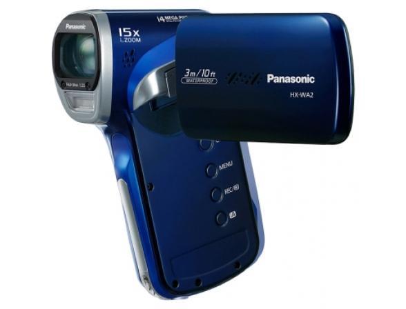 Видеокамера Panasonic HX-WA2