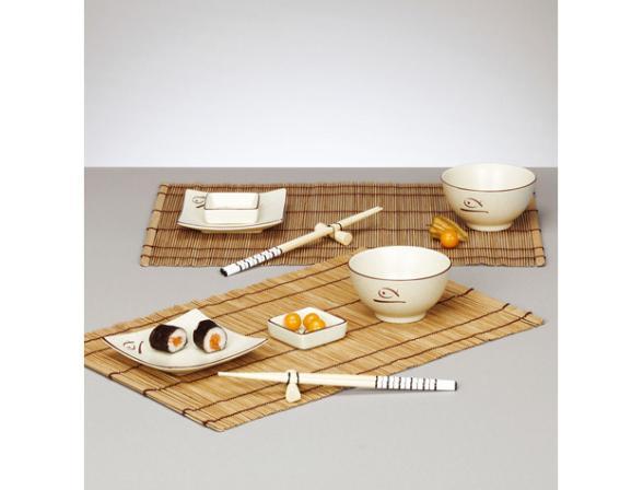 Набор посуды для азиатской кухни Zeller 26359