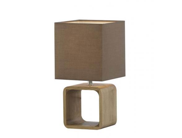 Настольная лампа ARTELAMP WOODS A1010LT-1BR