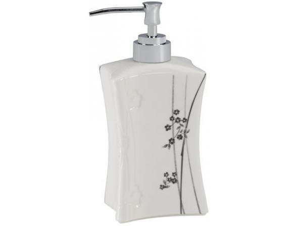 Дозатор для жидкого мыла Creative Bath Blossoms BLS59WH*