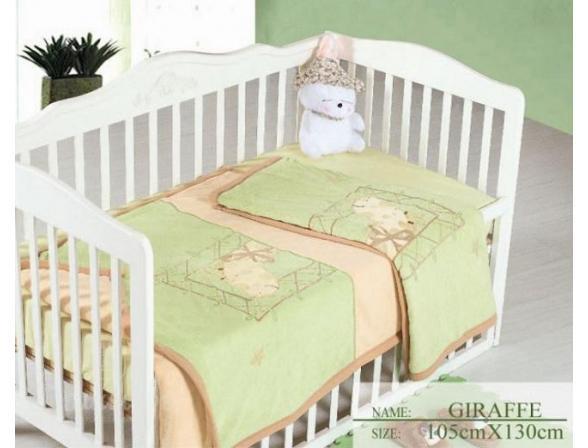 Плед для новорожденных ARYA Giraffe
