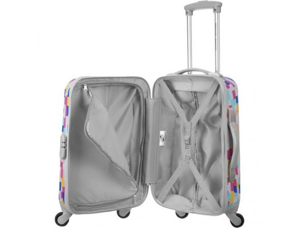 Чемодан AMERICAN TOURISTER 66A*002 SPINNER S