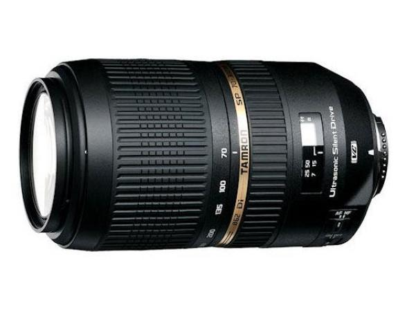 Объектив Tamron SP AF 70-300mm f/4.0-5.6 Di VC USD Canon