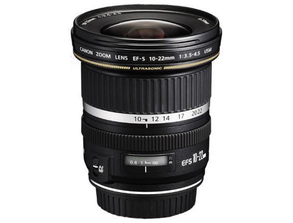 Объектив Canon EF-S 10-22 f/3.5-4.5 USM