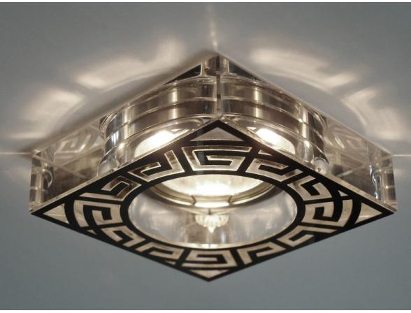 Светильник встраиваемый ARTELAMP Brilliants A5205PL-1CC