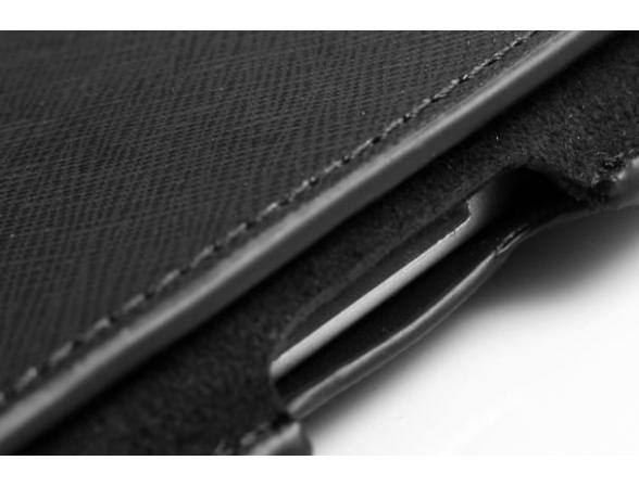 Защитный кожаный чехол премиум класса Promate iPose.7