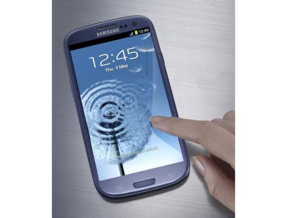 Смартфон Samsung Galaxy S III 16Gb Blue