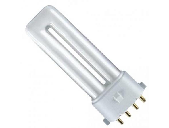 Компактная люминисцентная лампа OSRAM 020181 DULUX S/E 11W/840 2G7 (10)