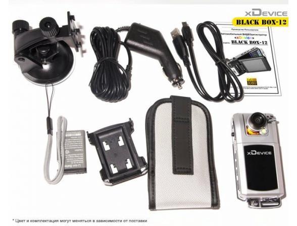 Видеорегистратор xDevice BlackBox-16