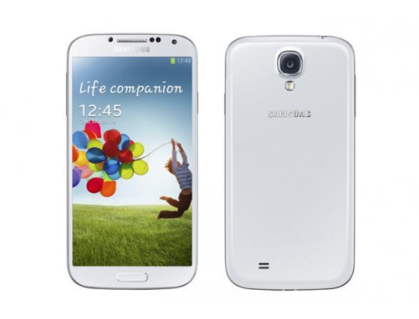 Смартфон Samsung Galaxy S4 32Gb GT-I9500 White