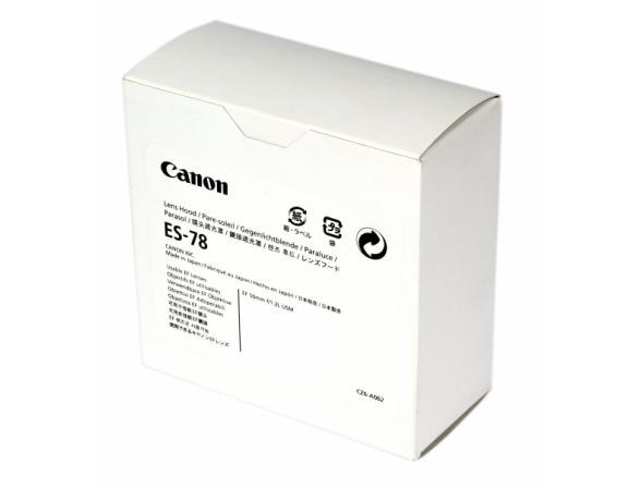 Бленда Canon ES-78
