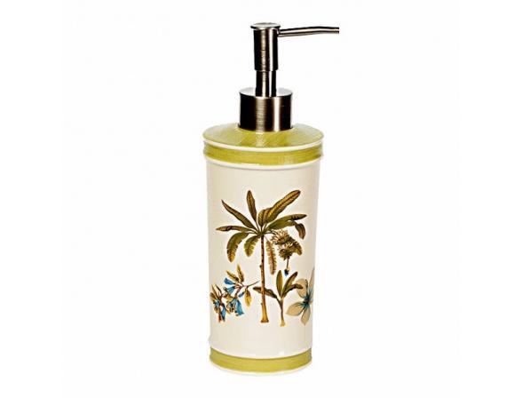 Дозатор для жидкого мыла AVANTI Catesby Palms 13509D