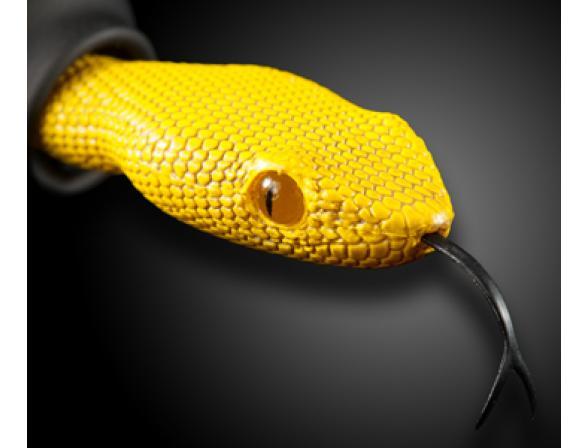 Наушники проводные Quarkie VIPER HEAD