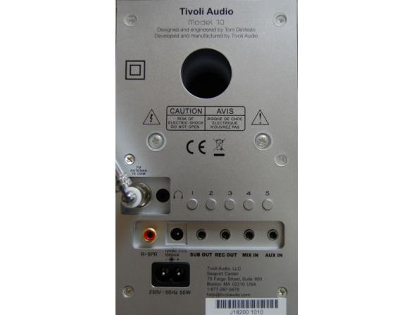 Радиоприемник Tivoli Model 10 Stereo