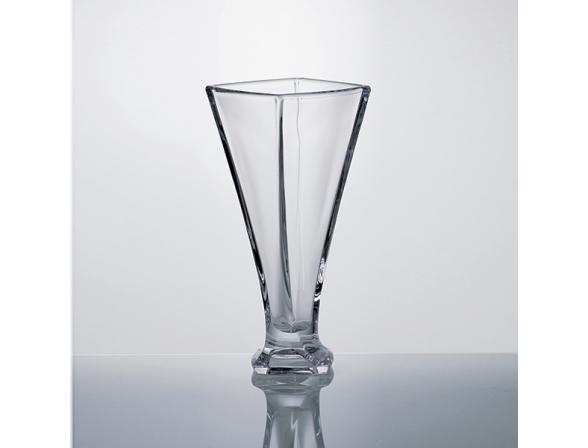 Ваза Crystalite Bohemia Квадро 33 см /99A44/