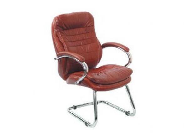 Кресло руководителя BURO T-9950AV/Brown