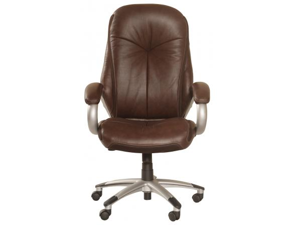 Кресло руководителя BURO T-9930AXSN/Chocolate