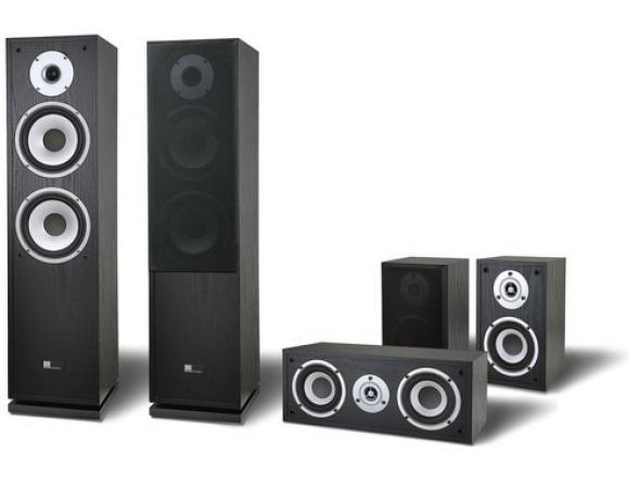 Набор 5.0 Pure Acoustics Spark