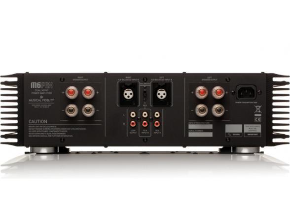 Усилитель мощности Musical Fidelity M6PRX