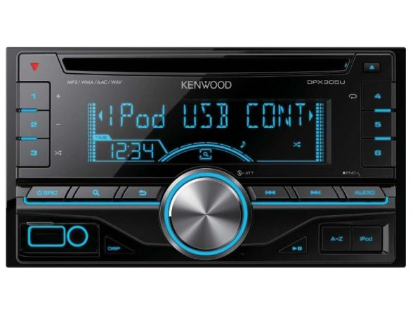 Автомагнитола KENWOOD DPX-305U