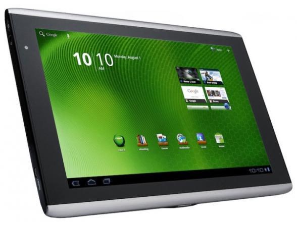 Планшет Acer Iconia Tab A501 16Gb