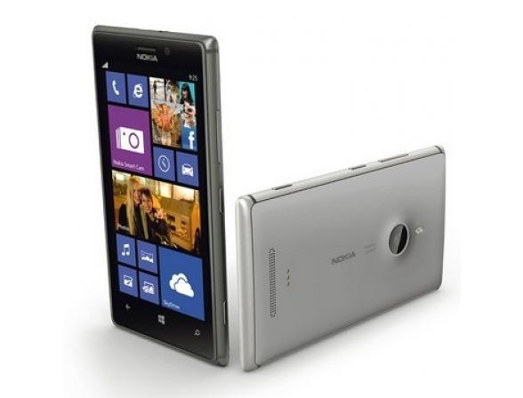 Смартфон Nokia Lumia 925 Grey