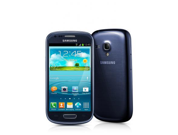 Смартфон Samsung Galaxy S III mini 8Gb Blue