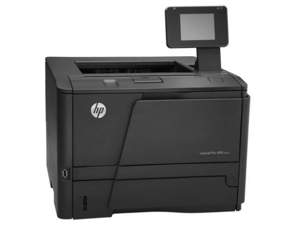 Принтер лазерный HP LaserJet pro 400 M401dn