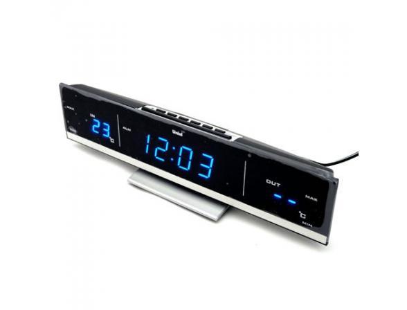 Часы электронные Uniel UTV-41BK