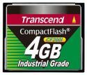 Флэш память Transcend 4 Gb CompactFlash 200x Industrial