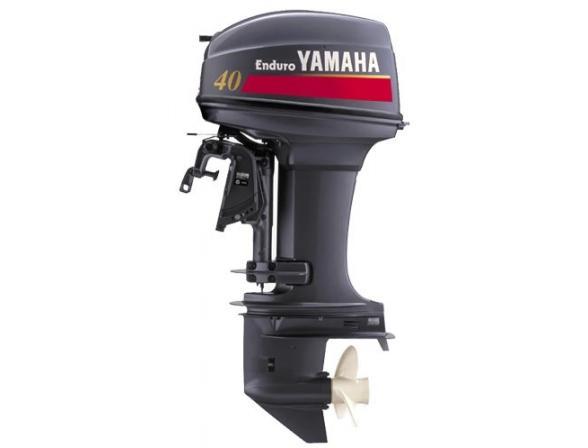Лодочный мотор Yamaha E40 XWS