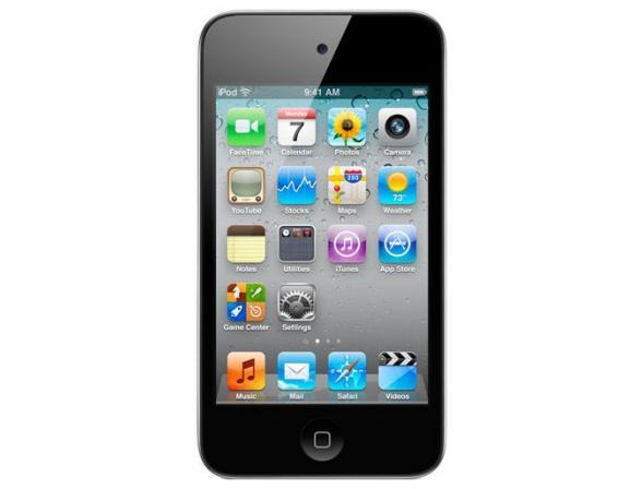 MP3 плеер Apple iPod touch 4 64Gb Black