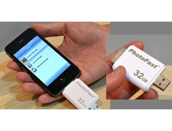 HyperDrive iFlashDrive/32GB